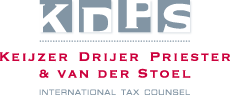 KDPS – International Tax Counsel – Keijzer Drijer Priester & Van der Stoel